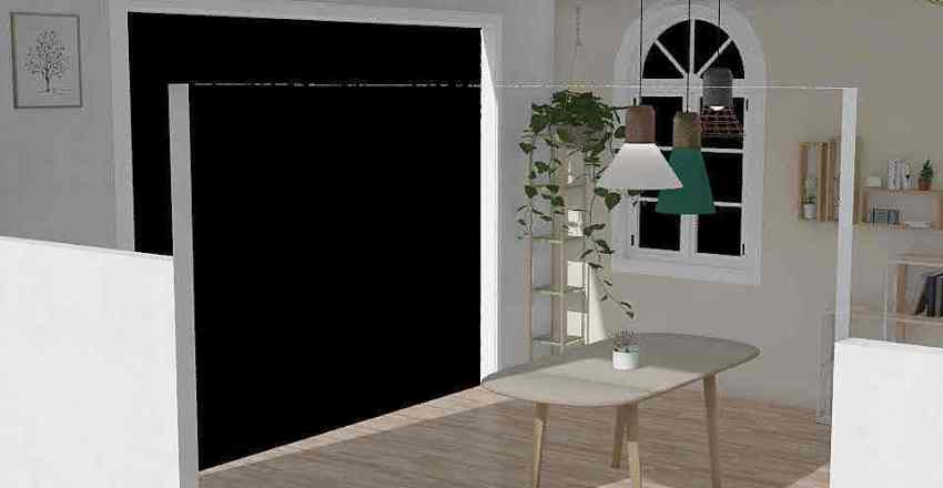 Armonia doméstica Interior Design Render