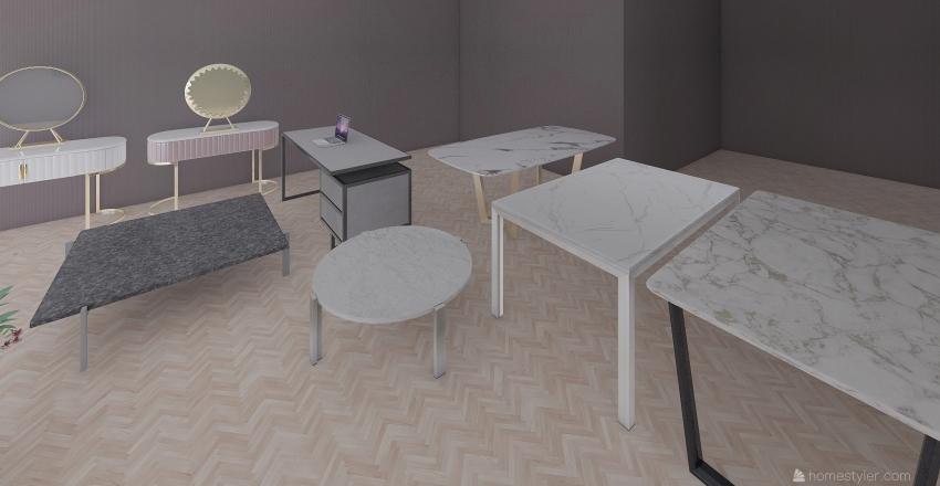 x Interior Design Render
