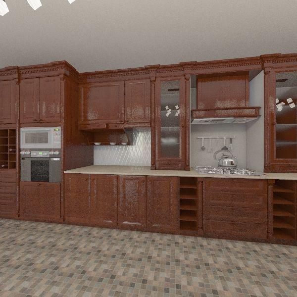 La Petite Patisserie Interior Design Render