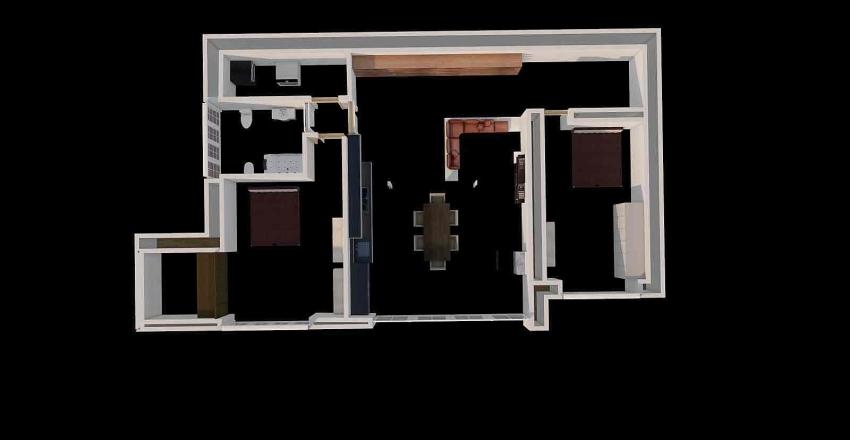 mario Interior Design Render