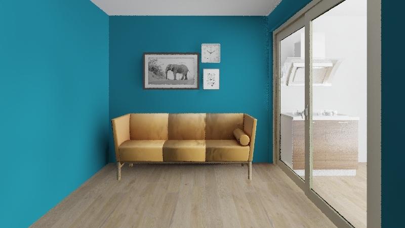 The Base Interior Design Render