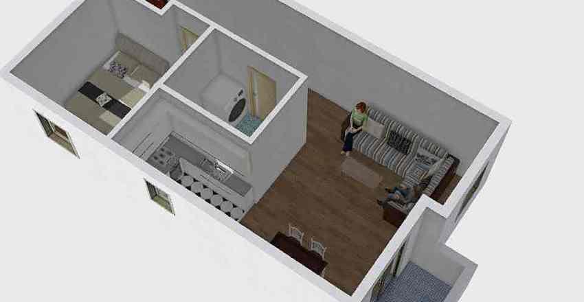 45721 Interior Design Render