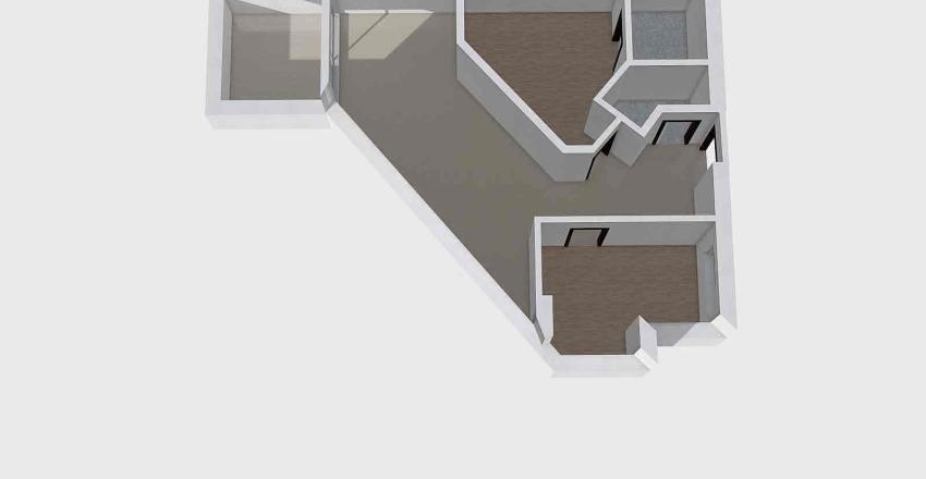 SABRINA RQB PROJET Interior Design Render