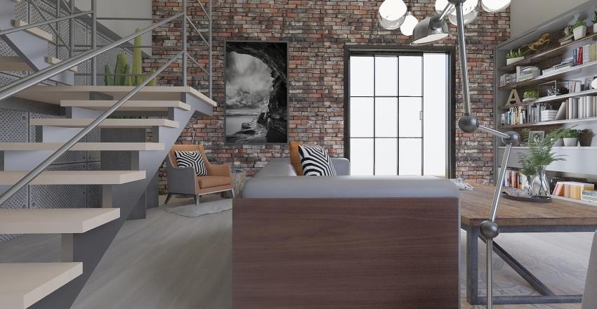 7 Livingroom Styles Interior Design Render