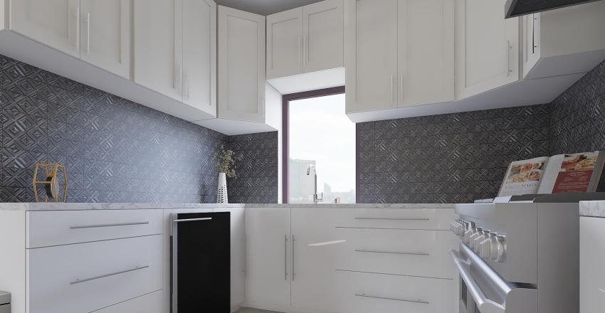 Revitalized  Interior Design Render