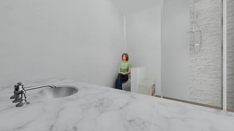 MBathroom v1 Interior Design Render