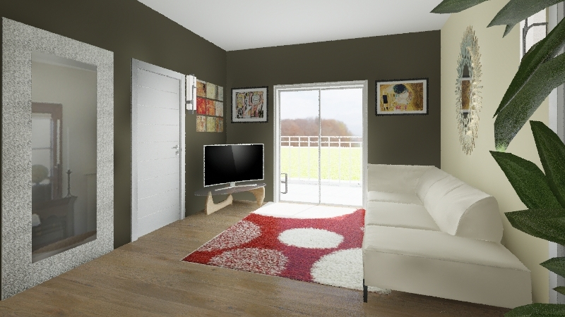 via Nittardi Interior Design Render