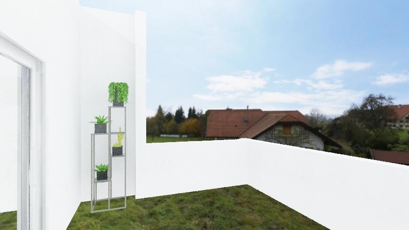 terraço Interior Design Render