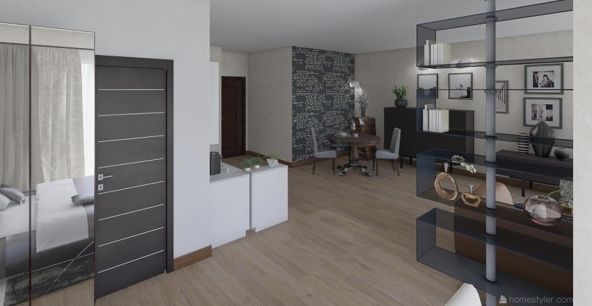 Studio Design Interior Design Render