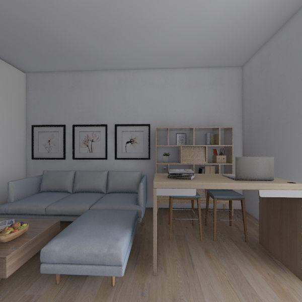 202001 Interior Design Render