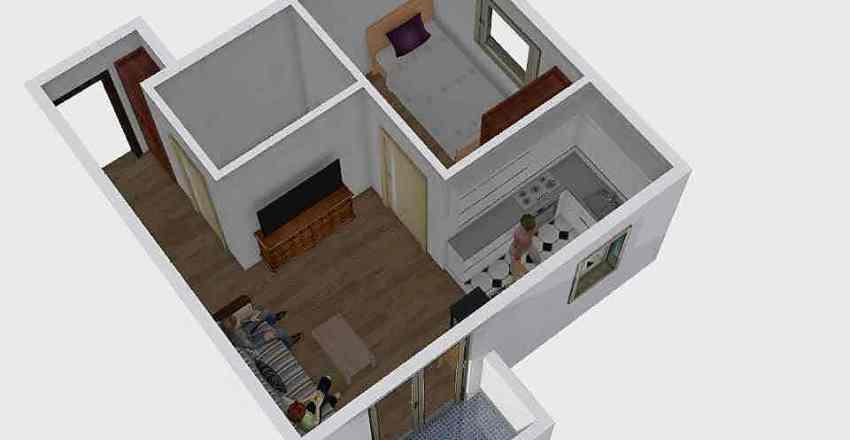 12436 Interior Design Render
