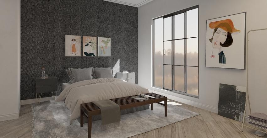 DWNTWN Interior Design Render