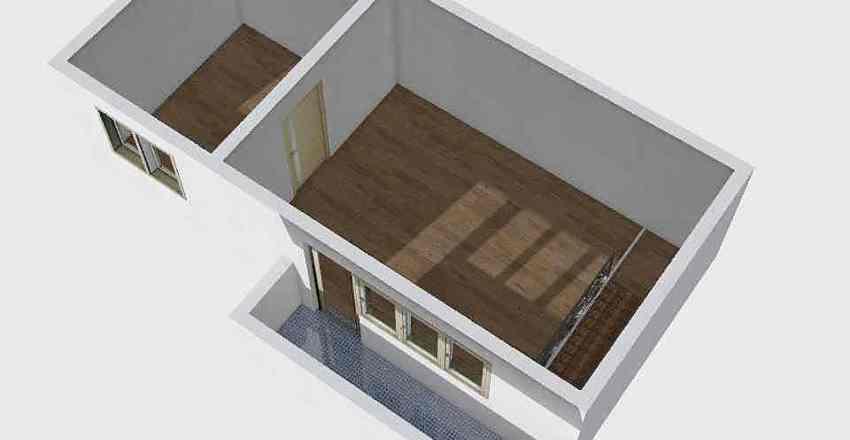 45800. Interior Design Render