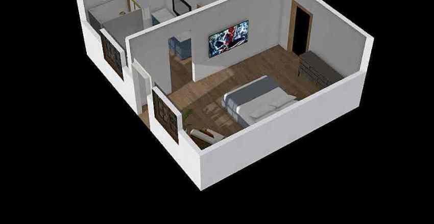 master suite addition nov 3 Interior Design Render