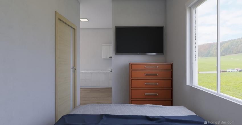 Middle Class tiny home By C.J (Slixz) Interior Design Render