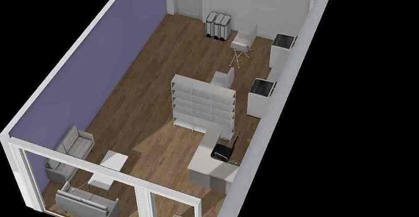 Loja Kids&Nits Interior Design Render