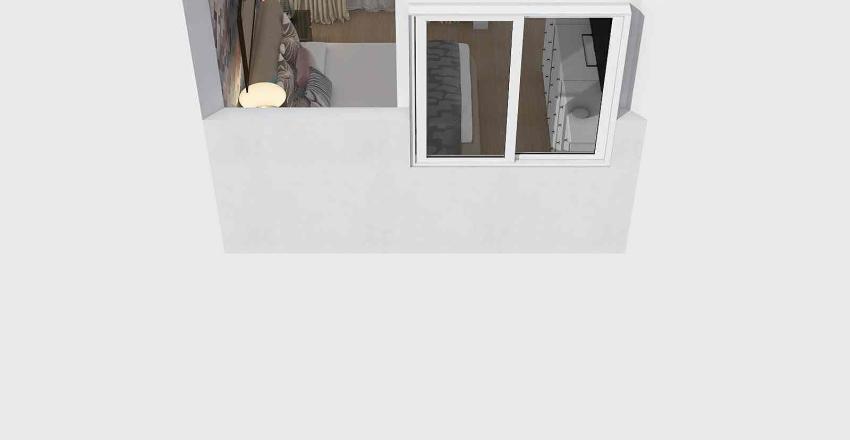 chambre delph Interior Design Render