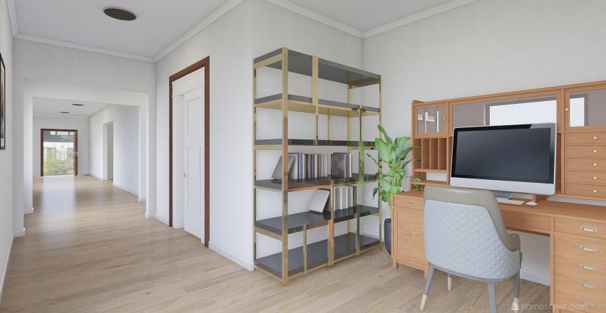 D & T My House Interior Design Render