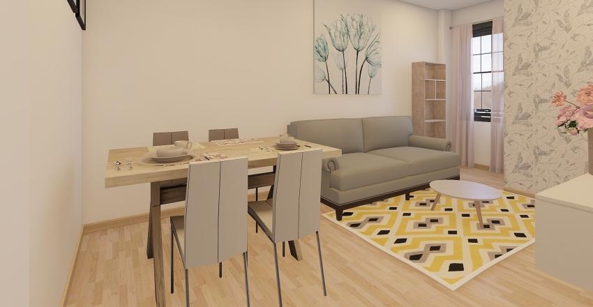 LOCAL MEDIDAS MODIFICADO  Interior Design Render