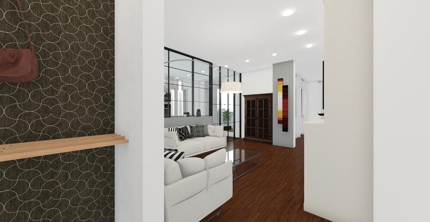 Baschetti Interior Design Render