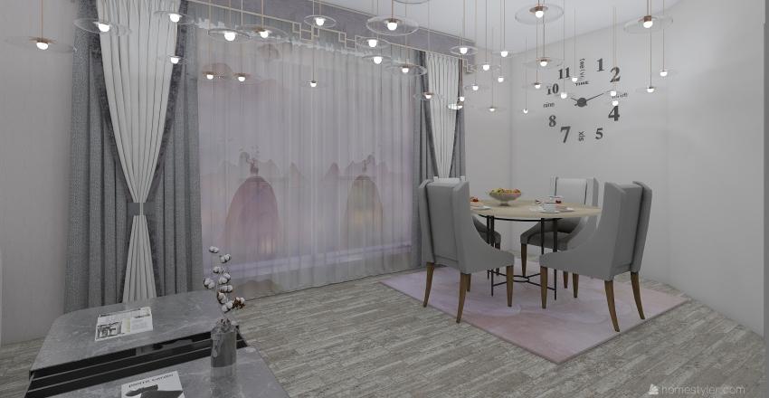 Проект № 3 Interior Design Render