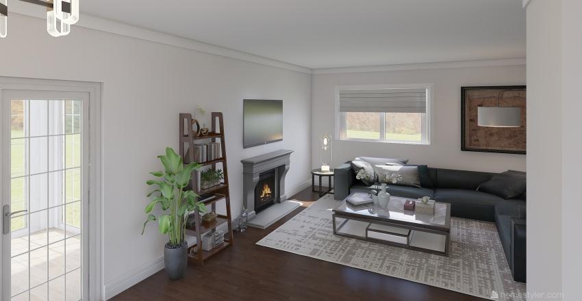 Nick Interior Design Render