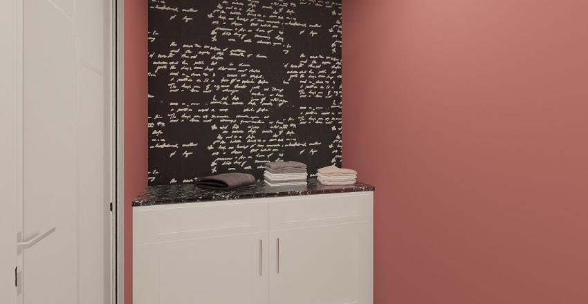 Madelyn Luxury Loft Interior Design Render
