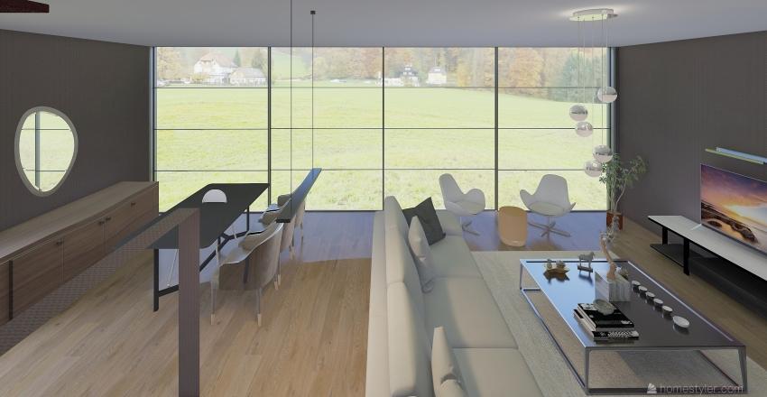 x2 Interior Design Render