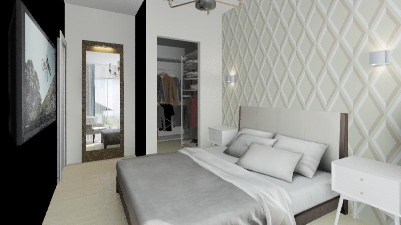 Daulet esentai Interior Design Render
