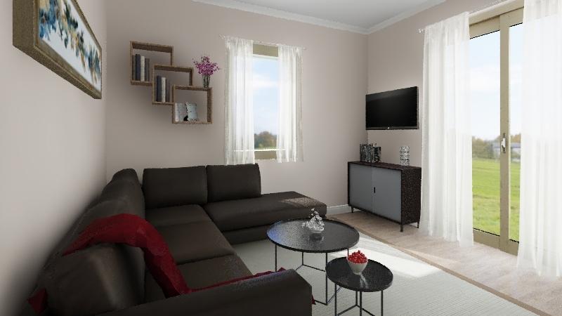 kucica Interior Design Render