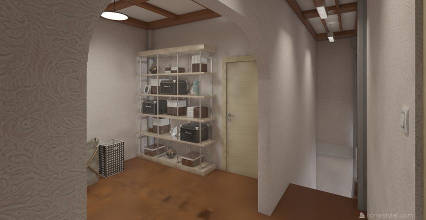 Quarry House Interior Design Render