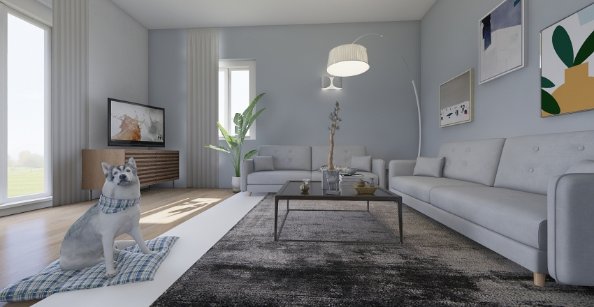 Ausiello Sabato Interior Design Render