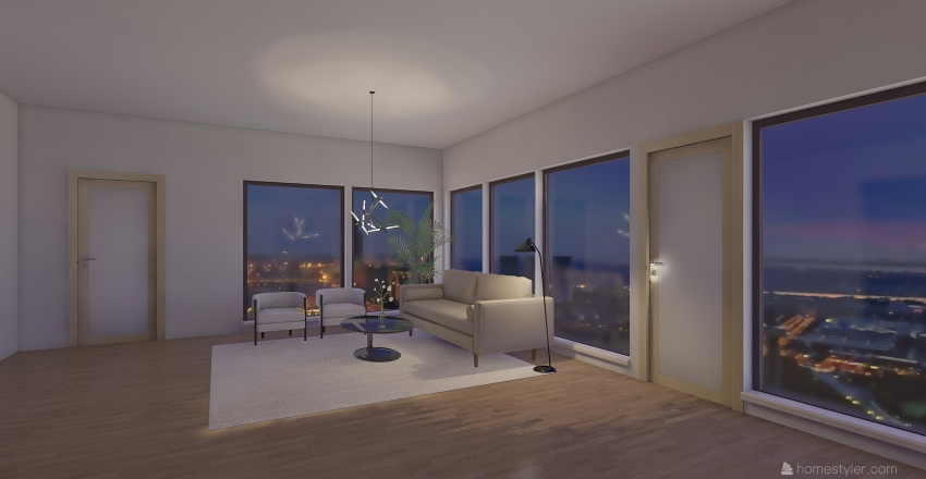 heikki Interior Design Render