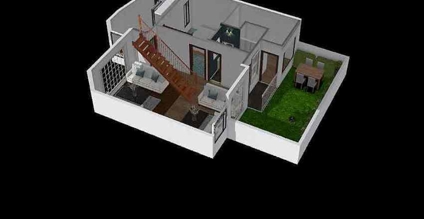 new our floor Interior Design Render
