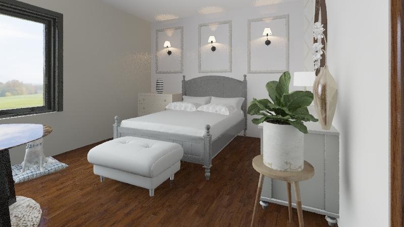 new hause Interior Design Render