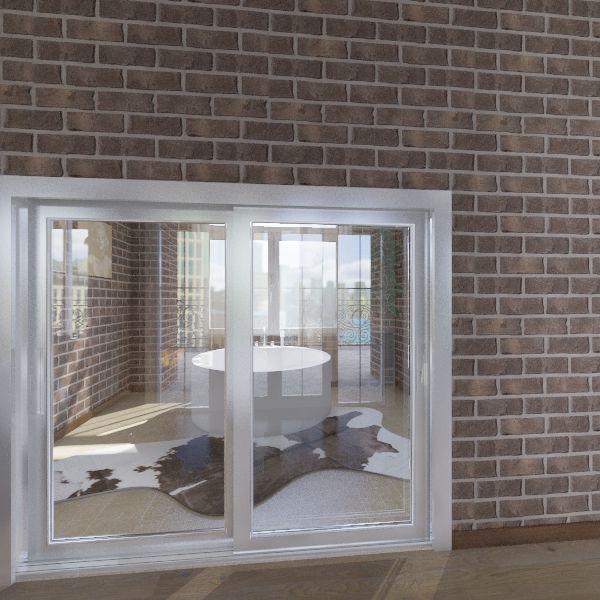 mini-home Interior Design Render
