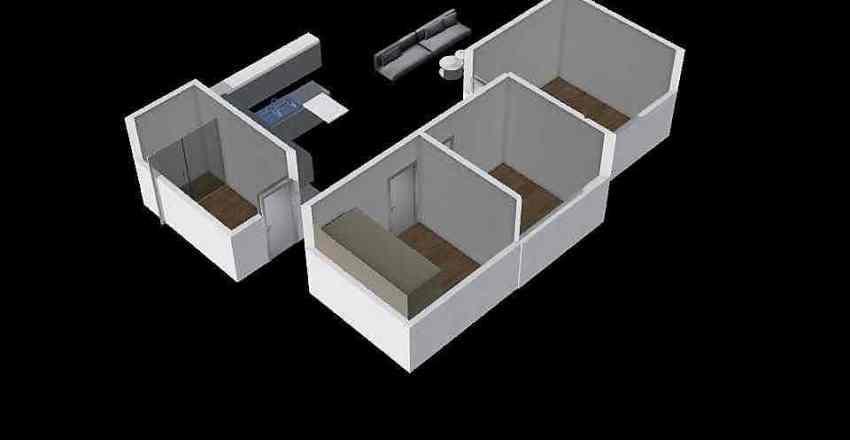 משימה 3 Interior Design Render