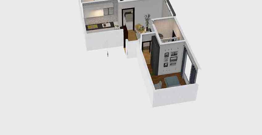 HUEQUITO DEFINITIVO Interior Design Render