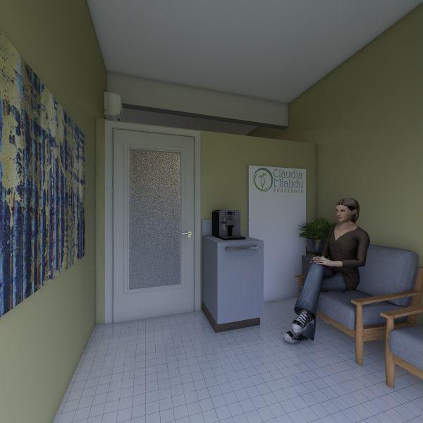Claudia Clin 2 Interior Design Render