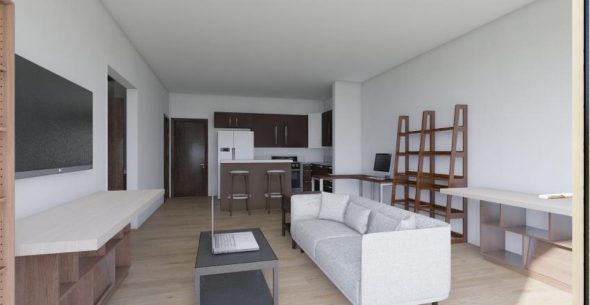 Highland Hills RI Layout 2 Interior Design Render