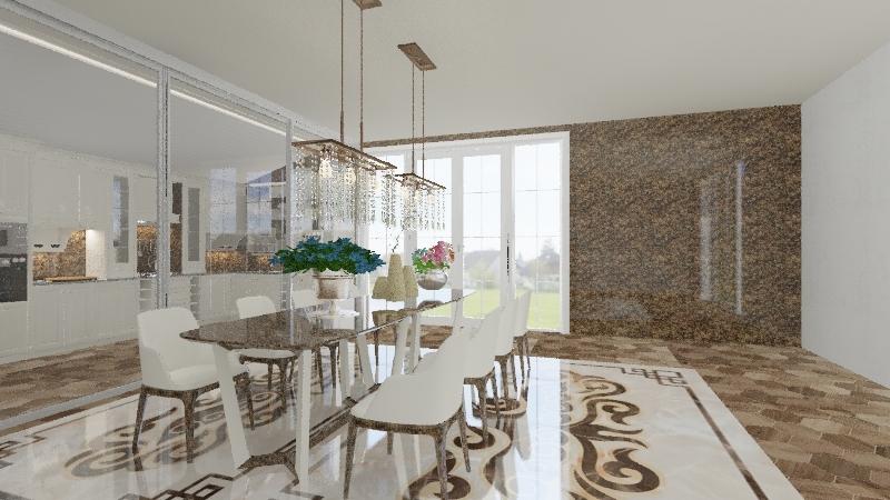villetta .... Interior Design Render