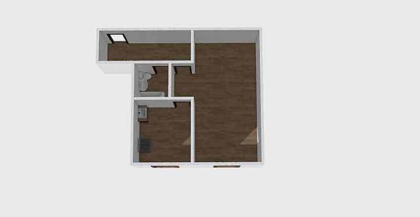 1-комн_0186_6 Interior Design Render