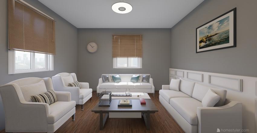 شغل Interior Design Render