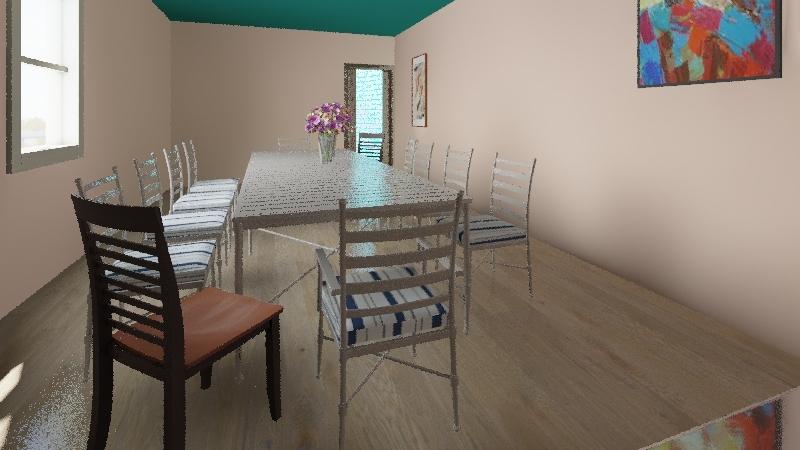 diego martinez Interior Design Render
