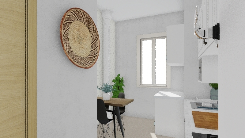 #COCINA CARMEN 1 Interior Design Render