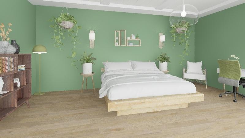 Nice room Interior Design Render