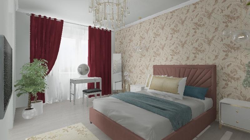 Dream House - SF Interior Design Render
