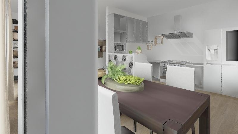 PROGETTO D'AMORE Interior Design Render