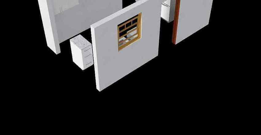 402 Robertson Kitchen Interior Design Render