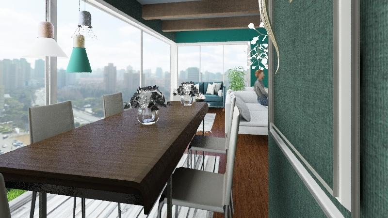 333 Interior Design Render
